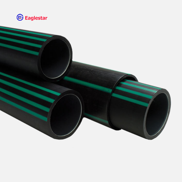 54mm 63mm diameter pe pipe for fuel petrol station construction