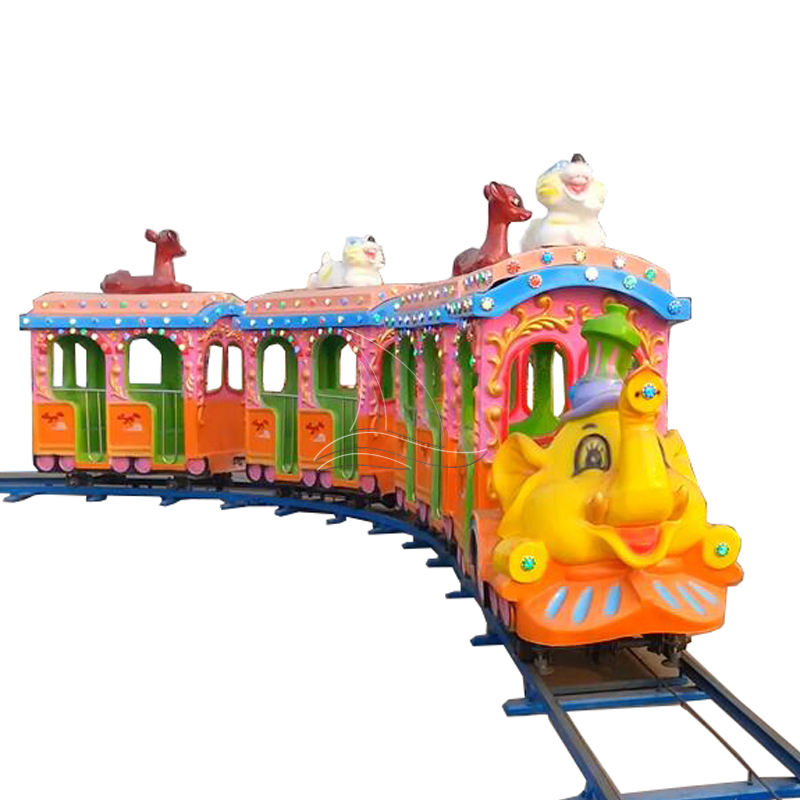 kids electric train rides Electric Mini Indoor Train With Track to Ride For Sale