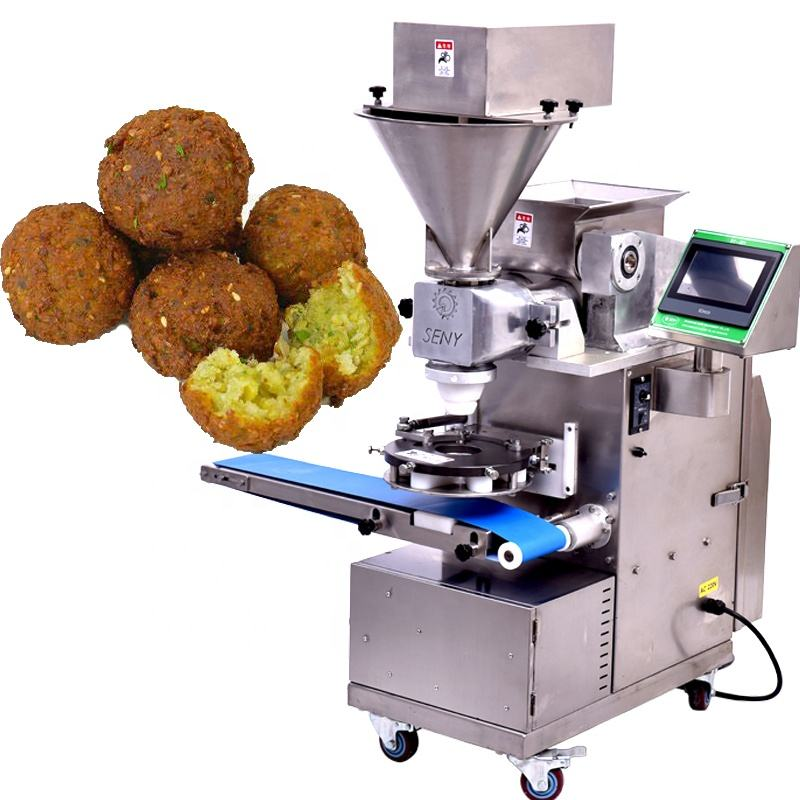 China Verkopen Falafel Making Machine Kleine Encrusting Machine