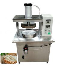 Commercial chapati roti tortilla flapjack press cooking making machine