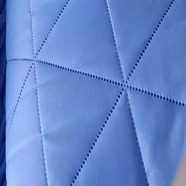 Colchón de alta calidad <span class=keywords><strong>tafetán</strong></span> acolchado ropa de <span class=keywords><strong>cama</strong></span> acolchado de tela acolchada