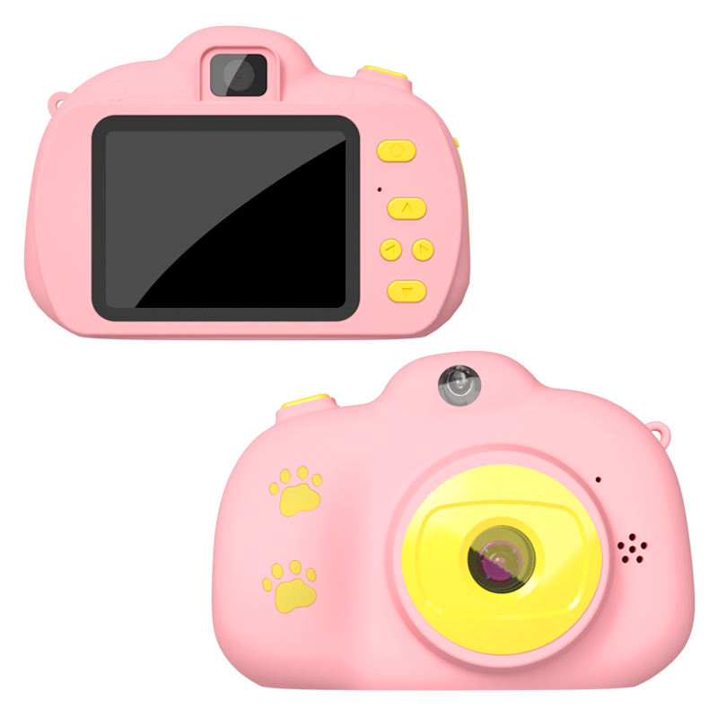 New Arrival Child Birthday Gift 2 inch HD Screen Kids Digital Camera