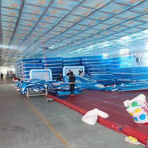 262cm High Quality Giant PVC Inflatable Adult Plastic Swimming Pool In Stock
