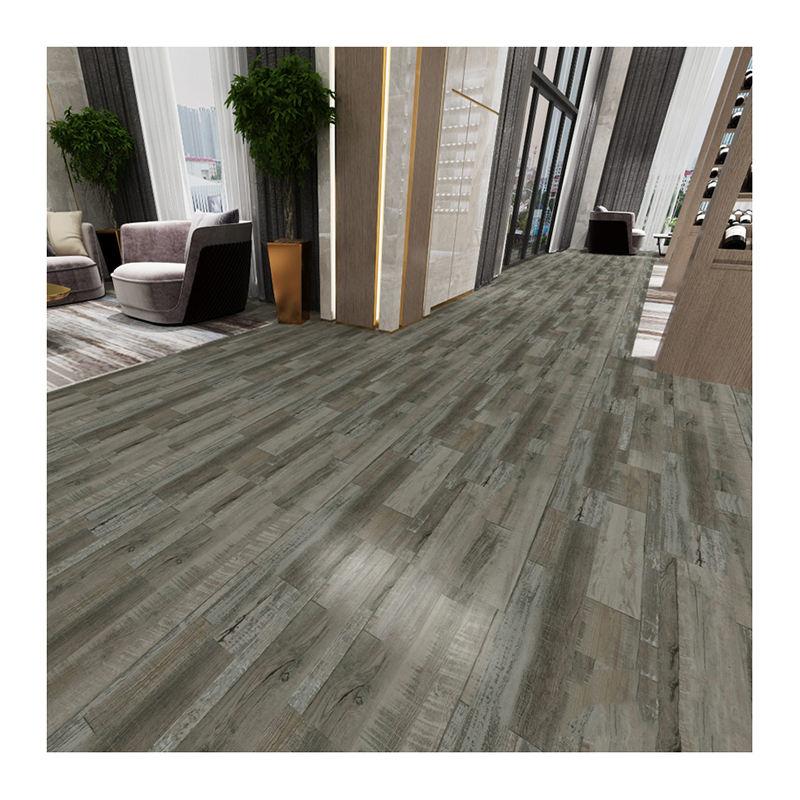SPC Bodenbelag Klicken UV Geschützt Umweltfreundliche Kunststoff Holz SPC Bodenbelag