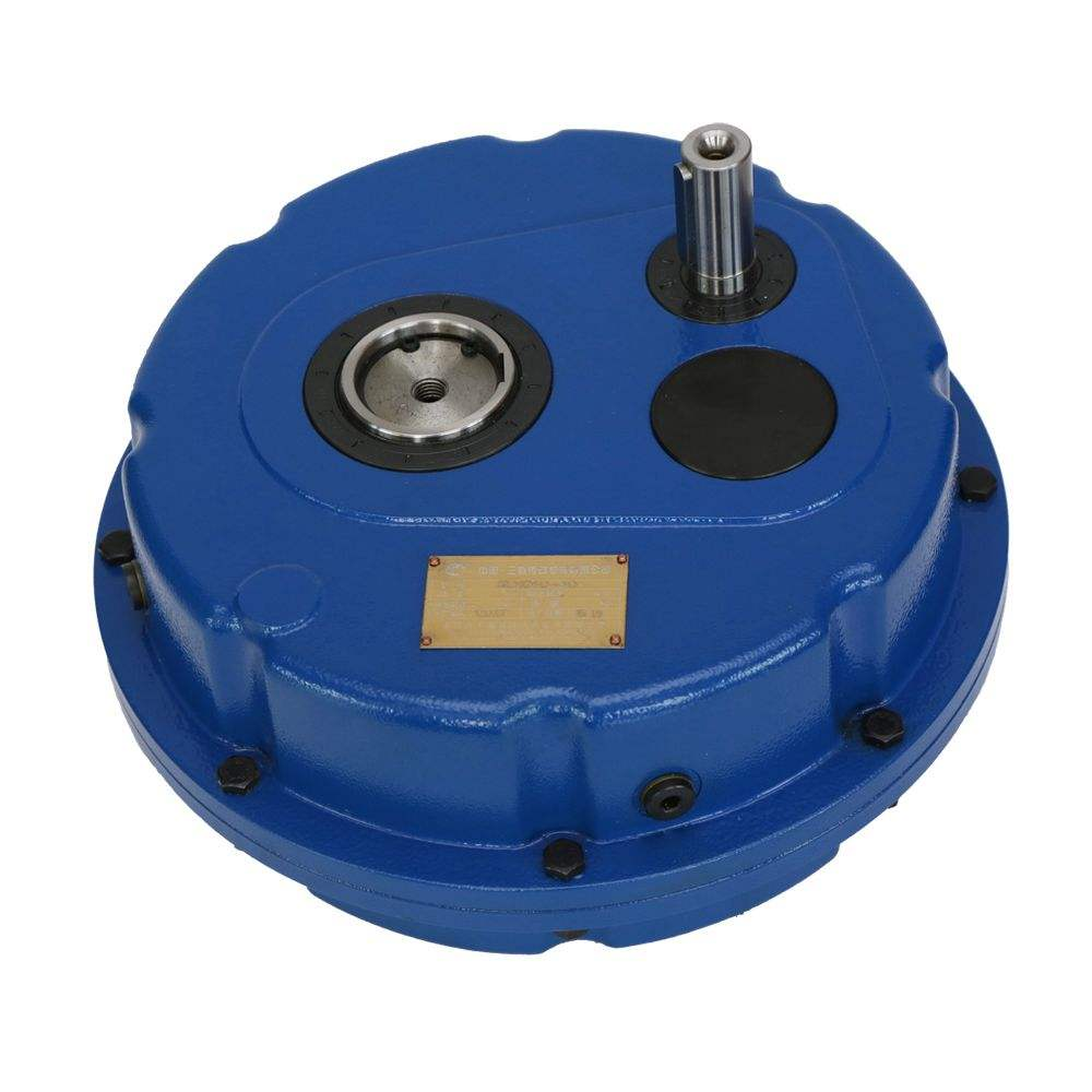 SLXG/HXG/TA Shaft Mounted Gearbox gear reducer with electric motor right reducer concrete mixer reducer speed reducer motor CN