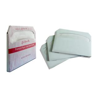 1/2 Fold Toilet Seat Cover Paper 2 Packs(500Sheets) For USA