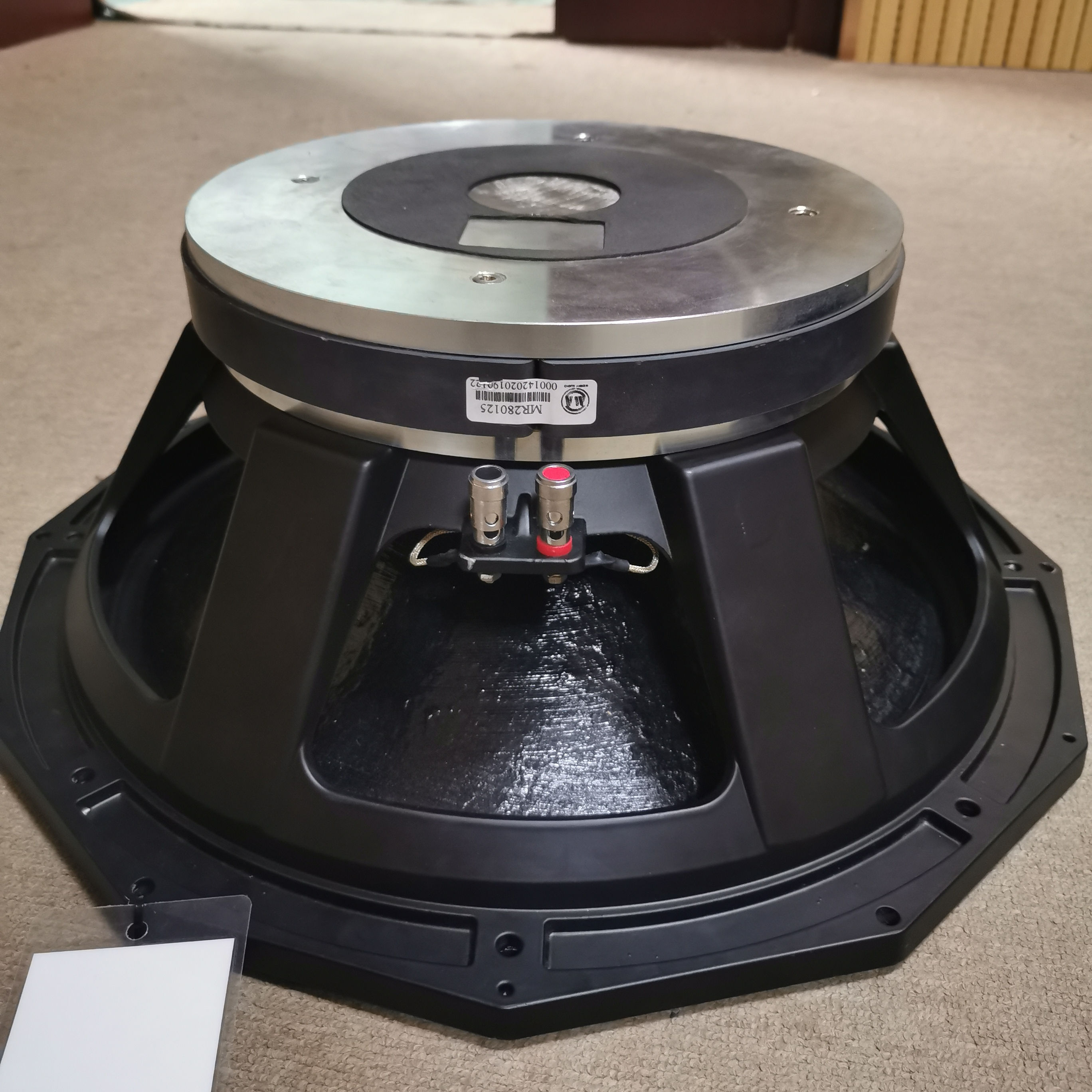 MR18280125 fashion sound subwoofer hi-fi woofer professional stage good sounds cheap price speaker 18 inch