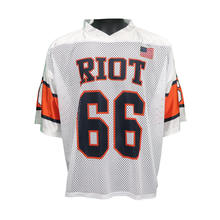 Your custom Design Custom Sublimation Box Lacrosse game Jersey Lacrosse Team Jerseys