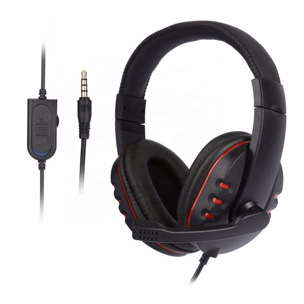 <span class=keywords><strong>Goedkope</strong></span> Hot Verkopen Hoge Kwaliteit 3.5Mm Pc Gaming Headset Computer Hoofdtelefoon Stereo Casque Ps4 Gamer