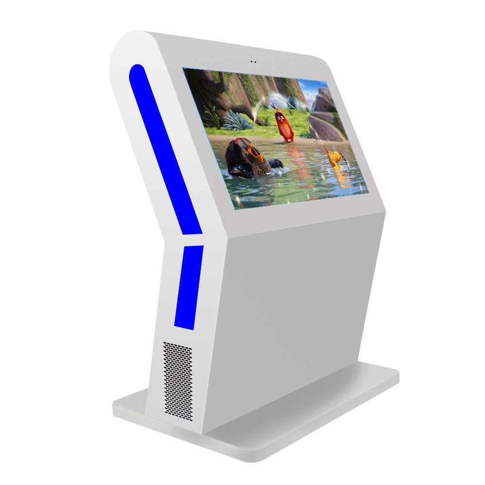 Tocco macchina inchiesta giocatore di Pubblicità esterna <span class=keywords><strong>lcd</strong></span> Del Computer Touch Screen Chioschi