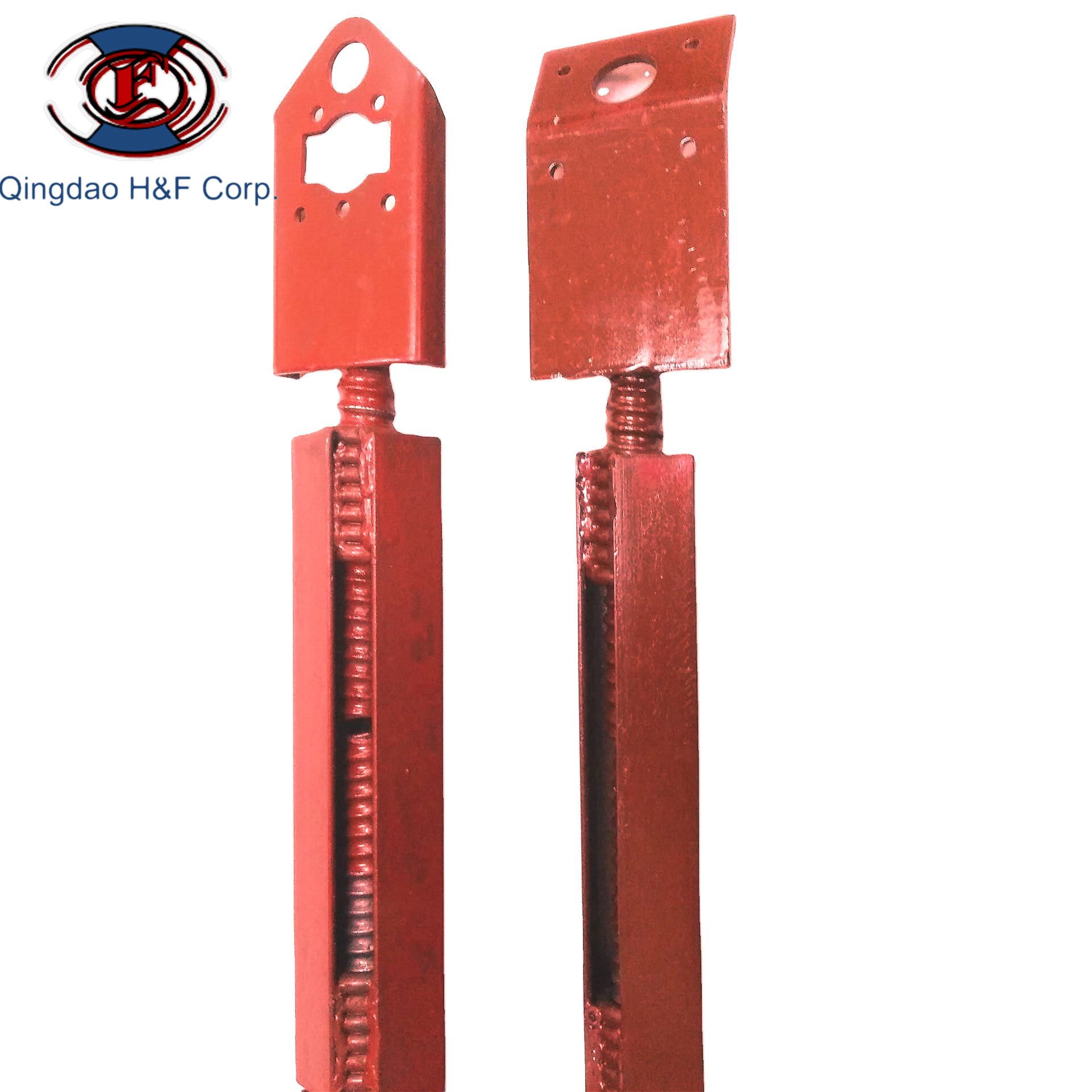 Steel plywood forming accessories heavy turnbukle form brace in concrete building