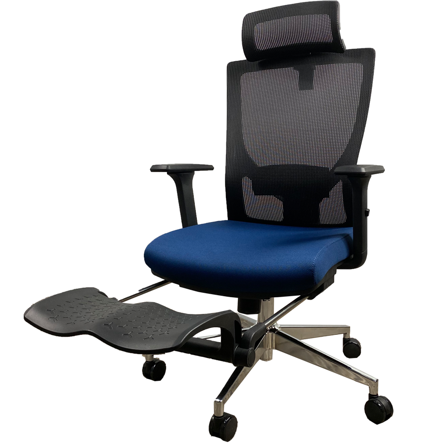 SL-2003D New design furniture companies office mesh chair computer desk chair with Four-speed locking chassis
