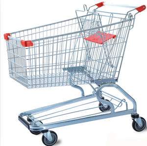Reasonable price large capacity customized design cart roller shopping trolley