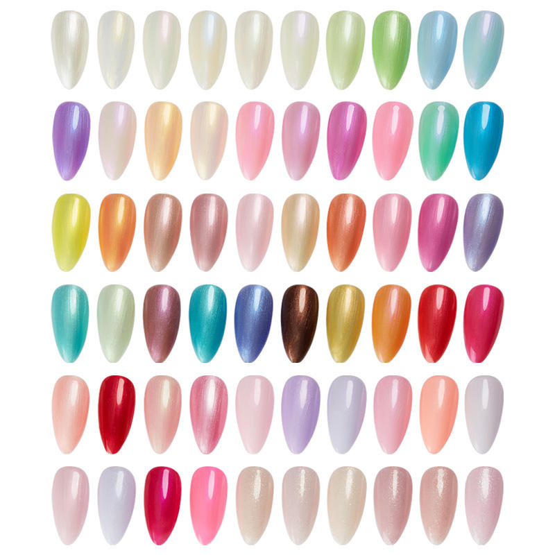 professional products Nail Gel polish Uv Led summer colors shell gel for wholesale