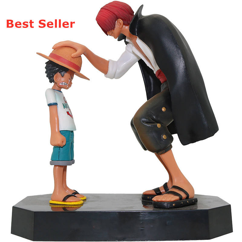 Weekly deals PVC model 25cm figure one piece action figures luffy snkamean Model Toy made in China