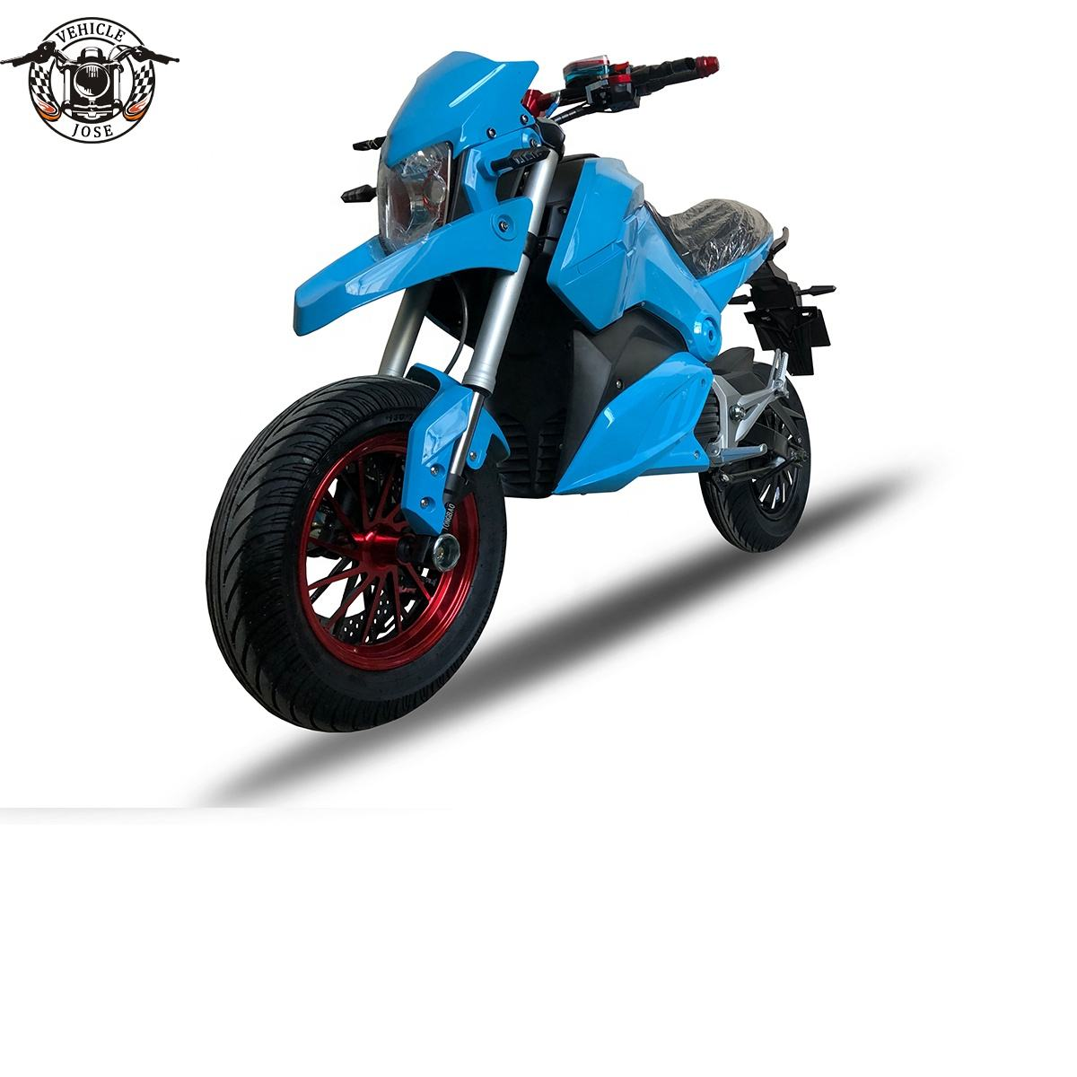 Real EEC COC certificate Electric Motorcycle 1500w