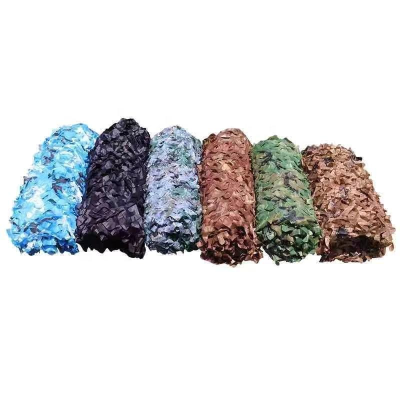 China Big Factory Good Price army surplus store in dubai military camouflage net