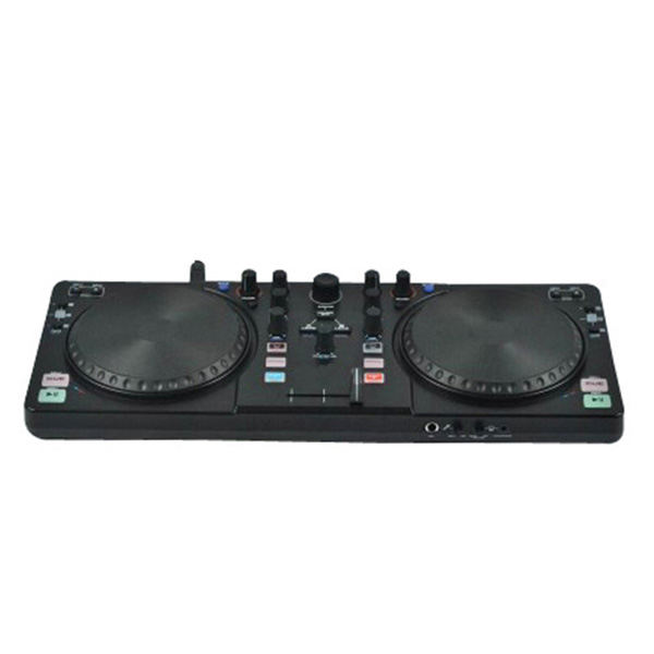 DMD-800 Professional Club DJ MIDI Controller turntable ขนาดใหญ่ Scratch ล้อ