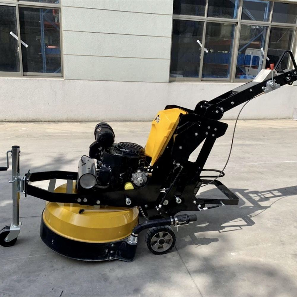 CH750 Floor Sander And Polishing Machine Gas Powered Concrete Floor Grinder