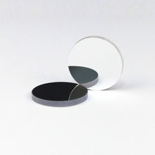 mirror reflector round flat fused silica glass reflecting mirror for laser