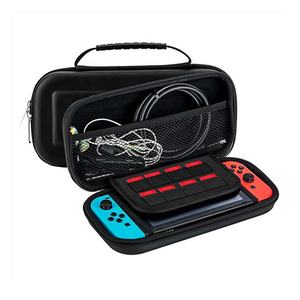 Portable Hard Shell carry case travel bag for nintendo switch console and accessories