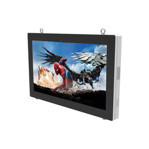 Outdoor 55 inch wall mount monitor reclame monitor