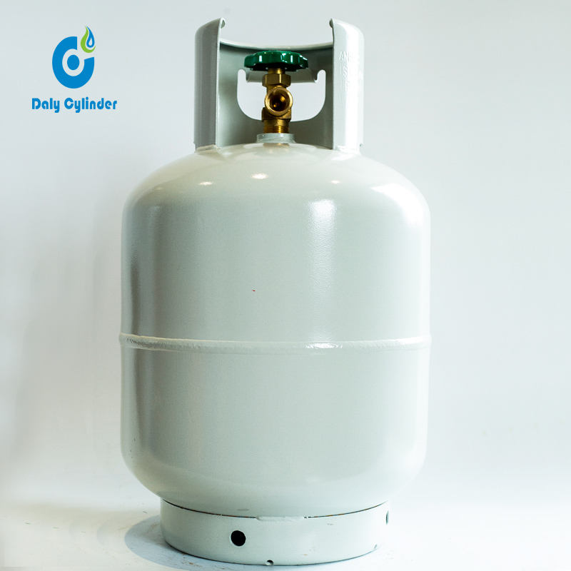 Gas Cylinder Propane Daly DOT CE ISO 12.5KG 26.5L LPG Gas Cylinder Propane Tank For Haiti