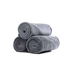 Factory direct microfibre car towel super absorbent dry towel car windows