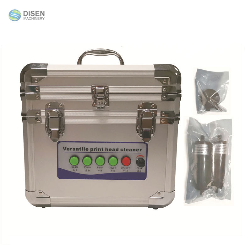 Factory wholesale professional multifunction ultrasonic cleaner for epson print head