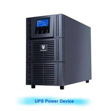 LCD Online UPS 3Phase Low Frequency 2KVA 1600W 220V UPS Power System