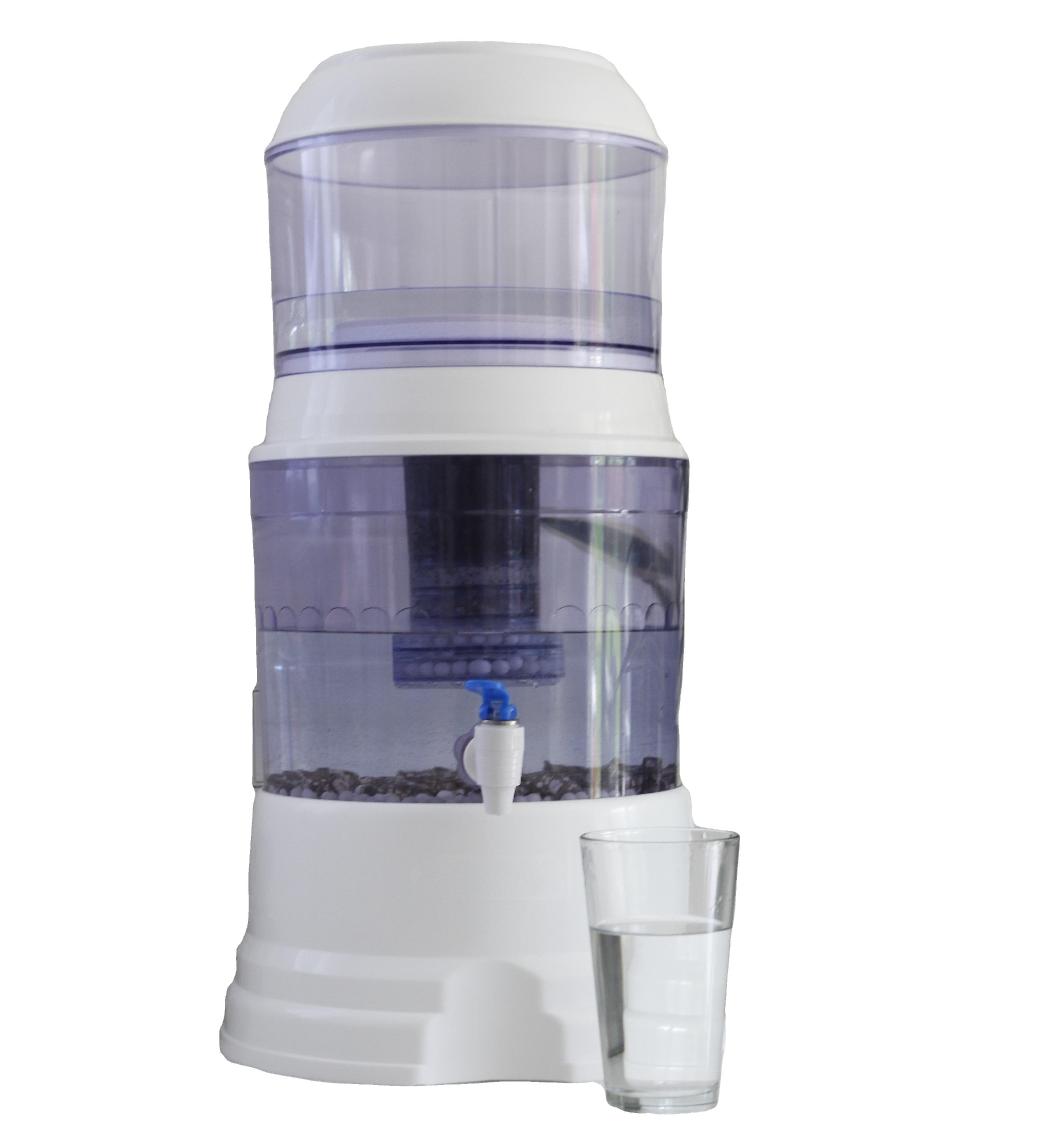 Personal drinking alkaline magnetic water filter for home,office