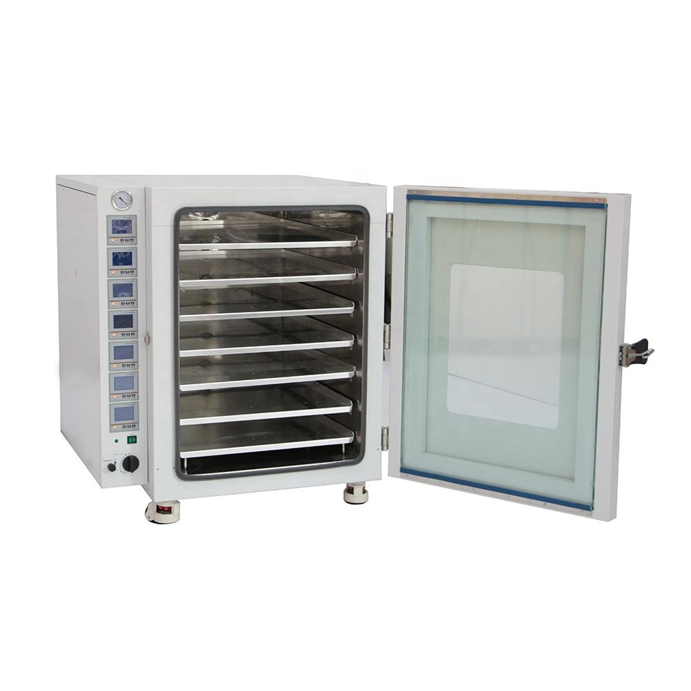Hot Sale Industrial CBD Crystal Production Vacuum Drying Equipment