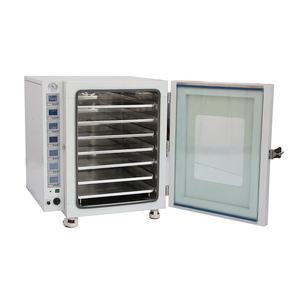 7.5 cuft 210L High quality vacuum drying oven with independent control shelves
