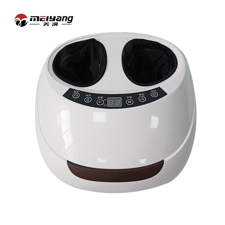 Meiyang new mini electric fashion white cheap smart foot massager