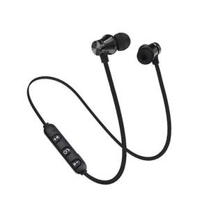 Amazon hot sale new sports mobile phone music magnetic wholesale xt-11 Headphone wireless earbuds oem XT11 earphone