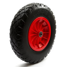 high quality aluminium scrap alloy wheels 99% pu kids tricycle 90mm pu wheel hub flat pu wheel foam water proof