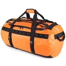 Pvc Tarpaulin Travel Rolling Duffel Bag sport 45L 55L 60L large outdoor adventure hiking camping dry bag for boating swimming