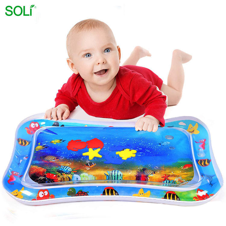 Baby water mat 0-3 years old baby kids water play mat