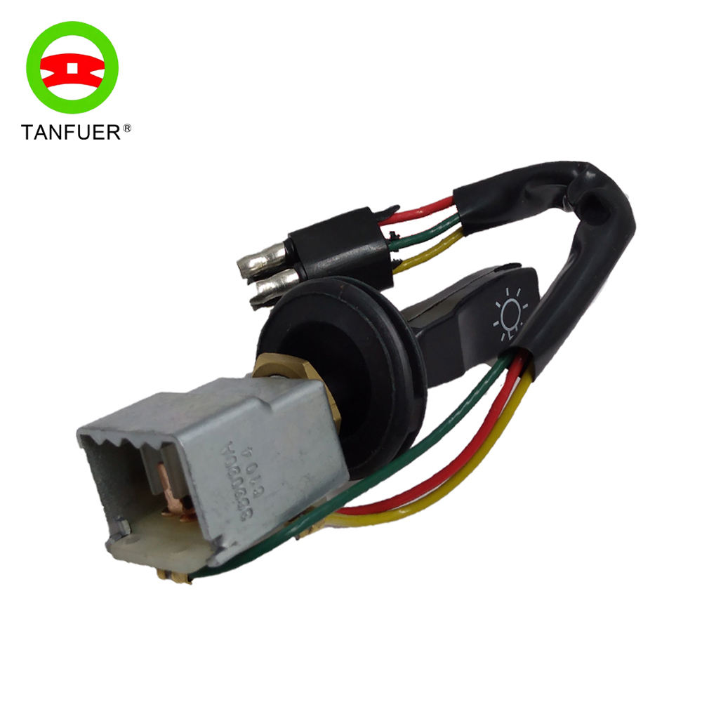 PRC3430 High Quality Durable Auto Combination Turning Signal Headlight Switch For LAND ROVER