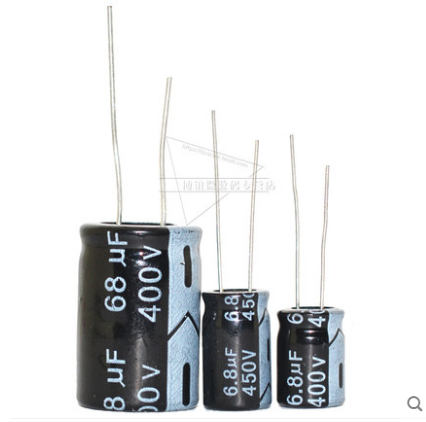 5 Snap In 47uF 450V 22X20 SNAP-IN Aluminum Electrolytic Capacitors