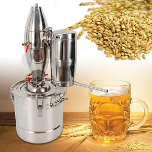 30L Stainless steel alcohol still water distillation system alcohol still Water destilador.