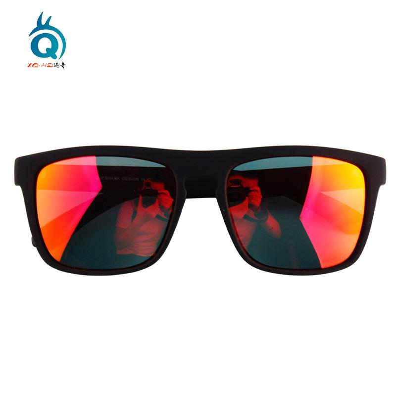 2019 de los hombres deporte ciclismo gafas de sol de moda uv400 casual gafas de sol