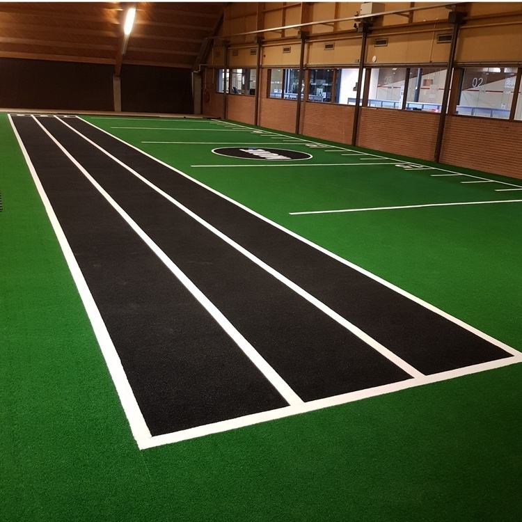 Top Quality Customized Artificial Grass Carpet for Gym Sports Flooring