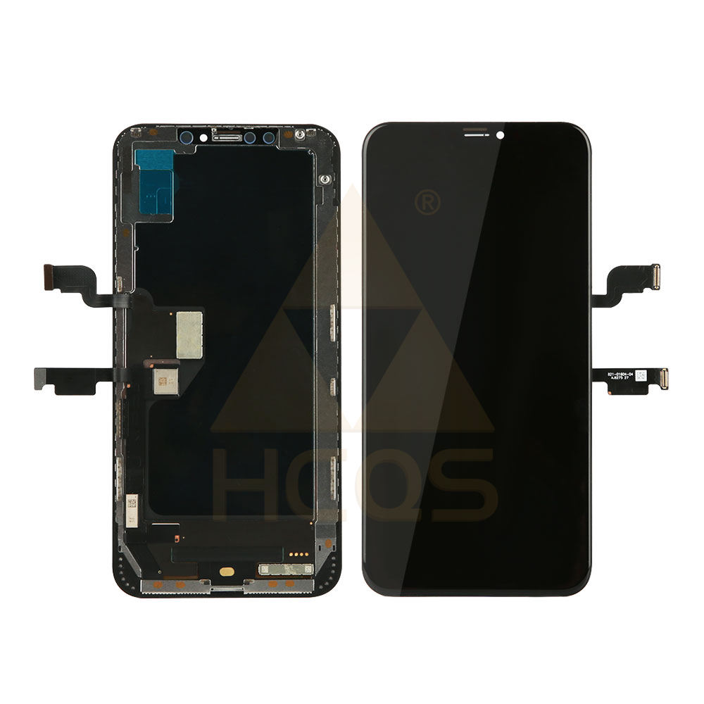 HO3 עבור iPhone XS מקס מגע LCD מסך עבור iPhone XS מקסימום LCD החלפת מסך עבור iPhone XS מקסימום LCD <span class=keywords><strong>digitizer</strong></span>