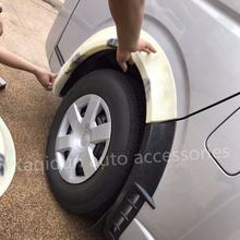 New style Injection hot selling Car wheel arch fender flares auto accessories 4x4 for HIACE