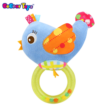 BobearToys wholesale rattle noise maker plastic infant baby rattle toys