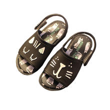 summer slippers boys and girls sandals popularly shoes new design for child