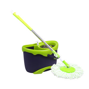 Deluxe assemble 360 double spin magic easy tornado mop best cleaning mop