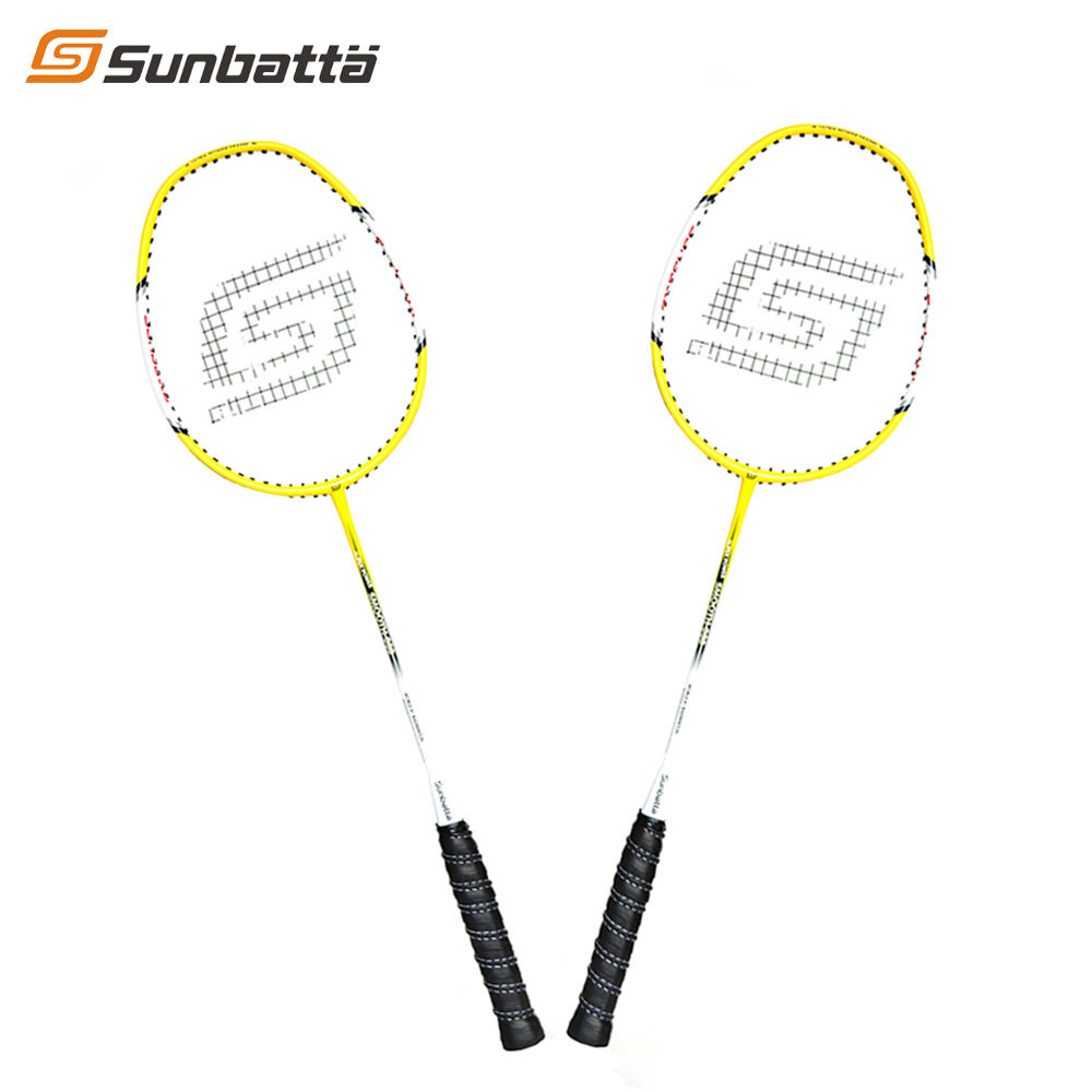 Sunbatta Wholesale Cheap aluminium racket original badminton racquets