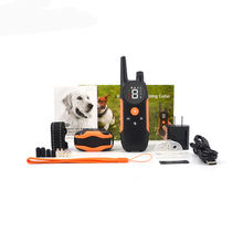 Best Quality 2000 Feet Waterproof Remote Dog Training Collar E-Collar For Dog Training